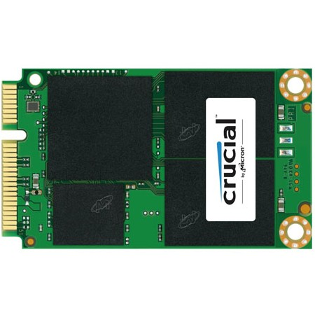 Crucial M550 mSATA Internal Solid State Drive
