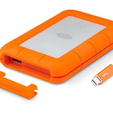 LaCie Rugged Thunderbolt 1TB : 9000488‎