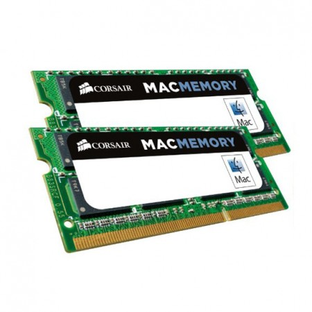 Corsair Apple Certified 16GB (2x8GB) DDR3 1333 MHz (PC3 10666) Laptop Memory (CMSA16GX3M2A1333C9)-1