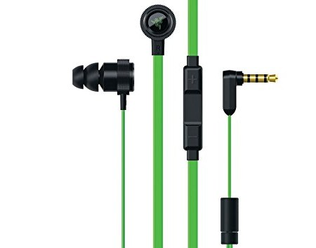 Razer Hammerhead Pro V2 Razer Hammerhead Pro V2 - OEM - Flat Style Cables with Omnidirectional Microphone and Volume Controls