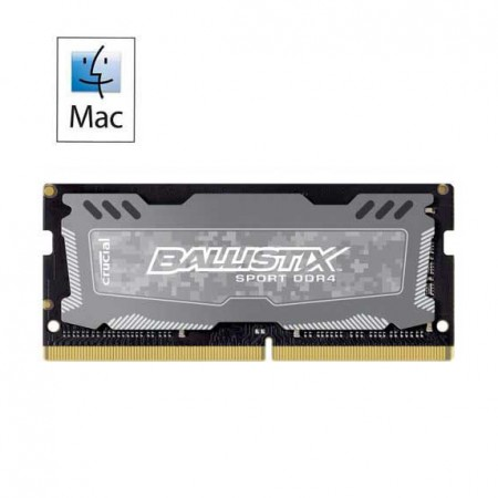 Crucial Ballistix Sport LT 16GB Single DDR4 2400-2666 MTs Upgrade IMAC 2017