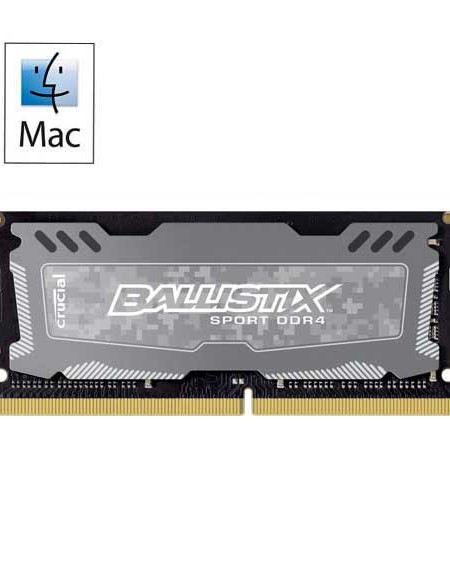 Crucial Ballistix Sport LT 16GB Single DDR4 2400-2666 MTs Upgrade IMAC 2017